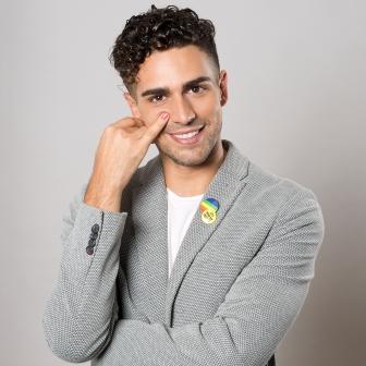 Jose Cuadrado activista LGBTI
