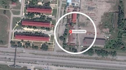 Presunto Campo Concentración Gay en Chechenia