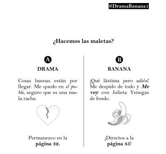 Menos Drama y Más Banana