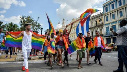 Conga Contra la Homofobia La Habana